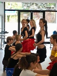 Marathon de danse cours Niveau 1